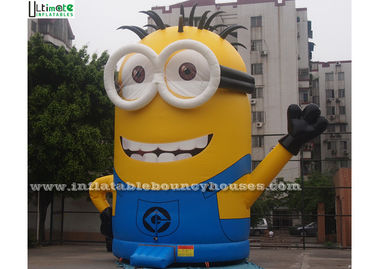 Pop Minion Inflatable Bounce Houses